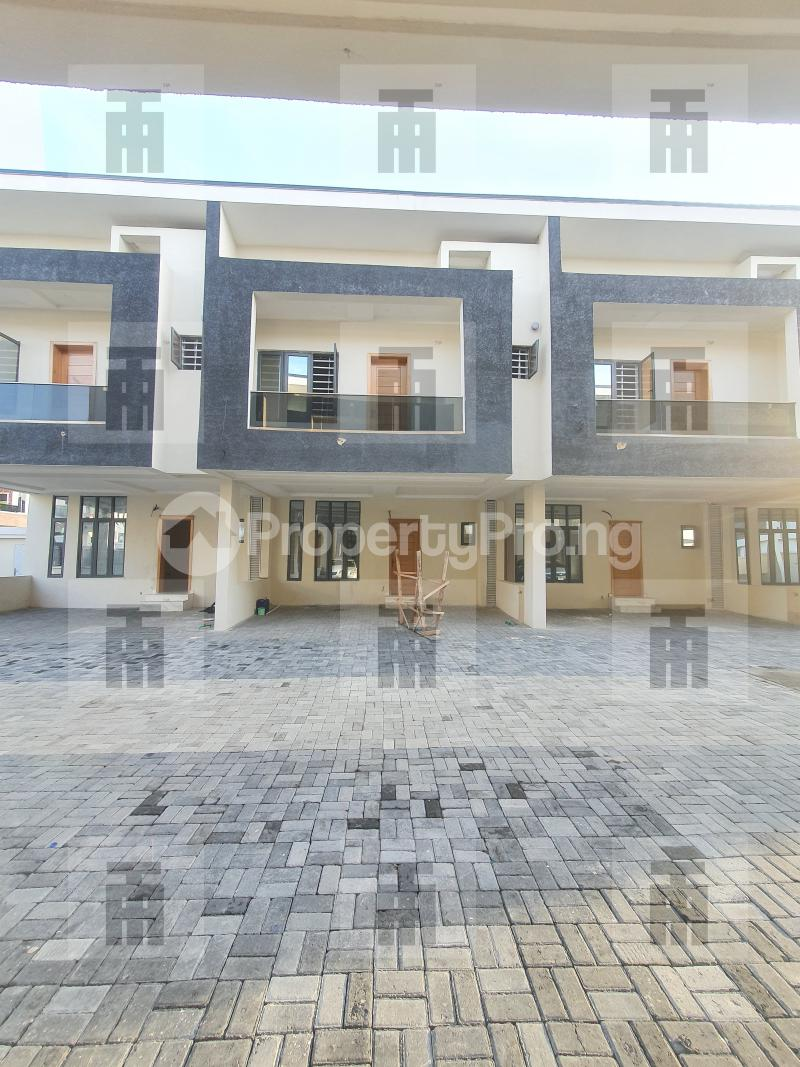 4 bedroom Terraced Duplex for rent Alternative Drive chevron Lekki Lagos - 0