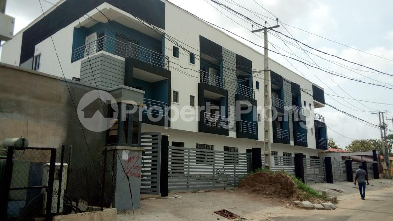 4 bedroom House for sale Akora Estate Adeniyi Jones Ikeja Lagos - 0