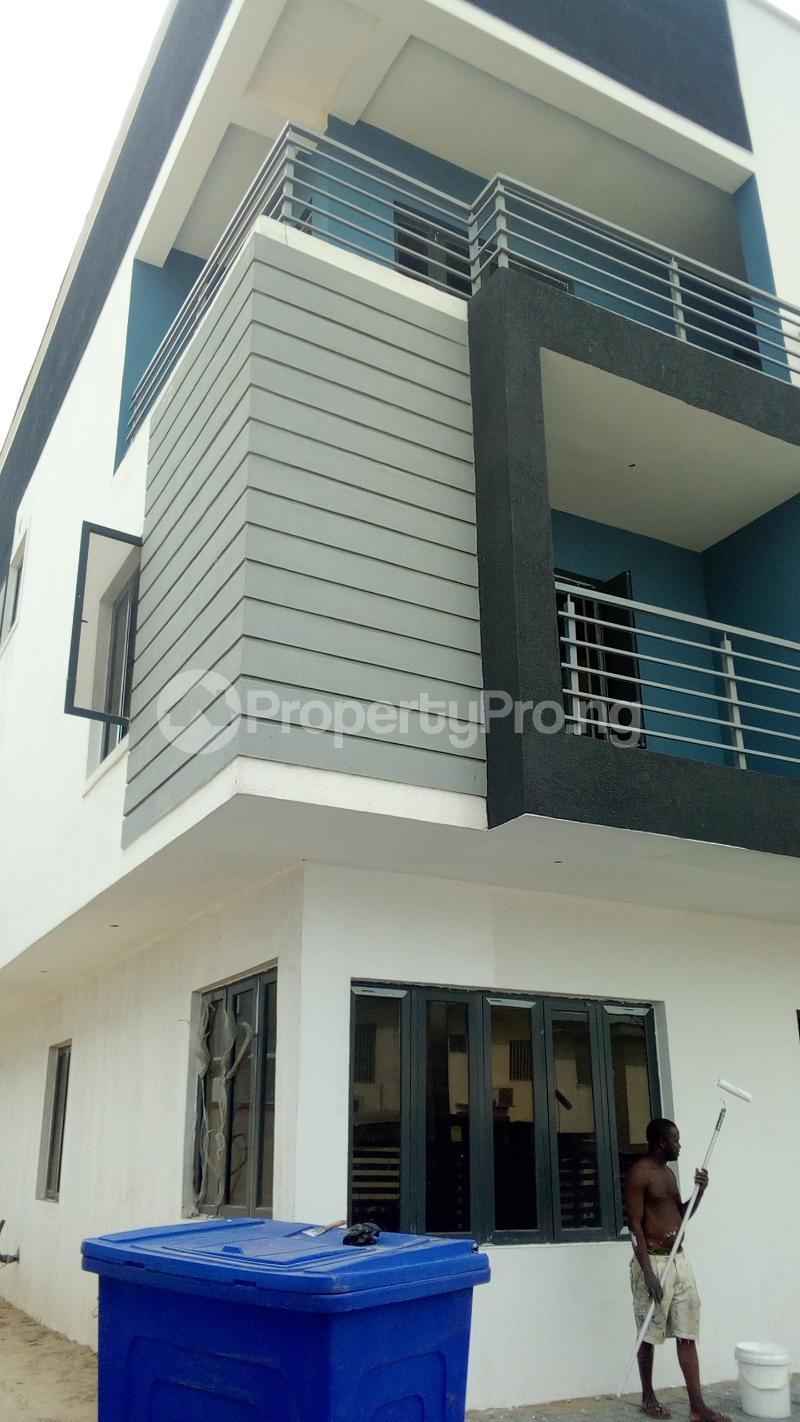 4 bedroom House for sale Akora Estate Adeniyi Jones Ikeja Lagos - 3