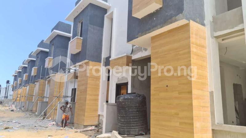 4 bedroom Terraced Duplex House for sale Lekki Palm City Estate Ajah Lagos - 1
