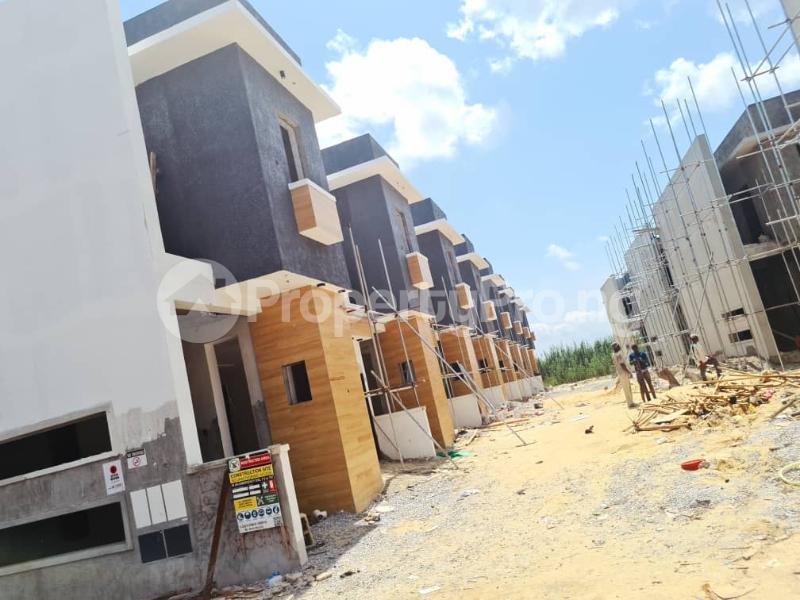 4 bedroom Terraced Duplex House for sale Lekki Palm City Estate Ajah Lagos - 2