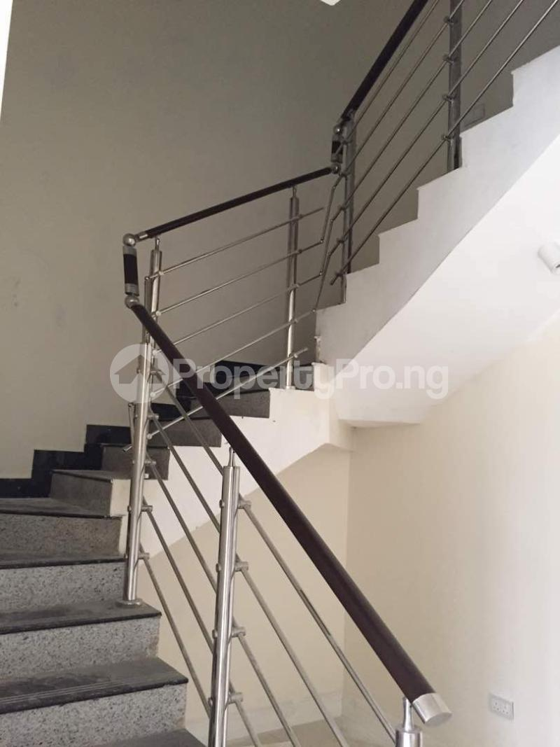 4 bedroom Terraced Duplex House for sale ELM STREET Osborne Foreshore Estate Ikoyi Lagos - 9