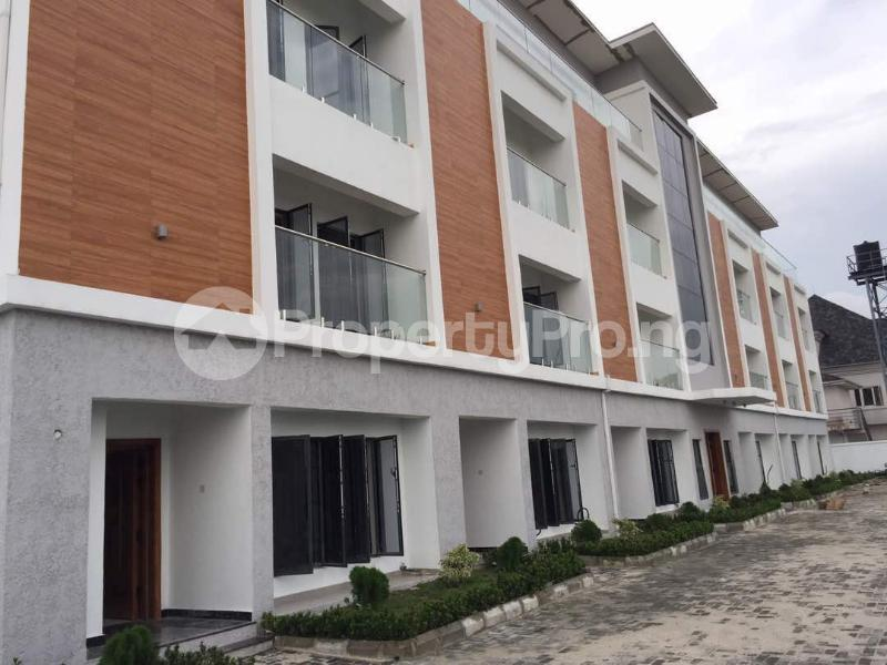 4 bedroom Terraced Duplex House for sale ELM STREET Osborne Foreshore Estate Ikoyi Lagos - 0