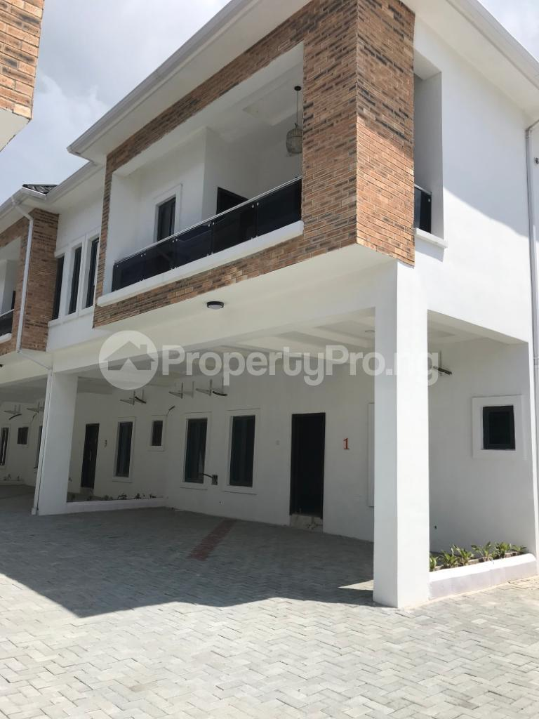 4 bedroom Terraced Duplex House for sale Lafiaji, Orchid Road Lekki Lagos - 2