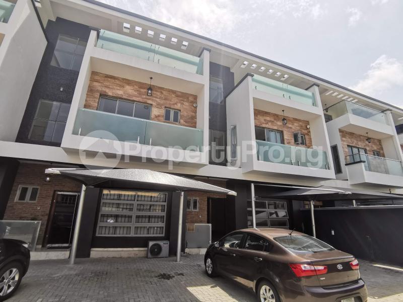 4 bedroom Terraced Duplex House for sale Osborne Foreshore Estate Ikoyi Lagos - 14