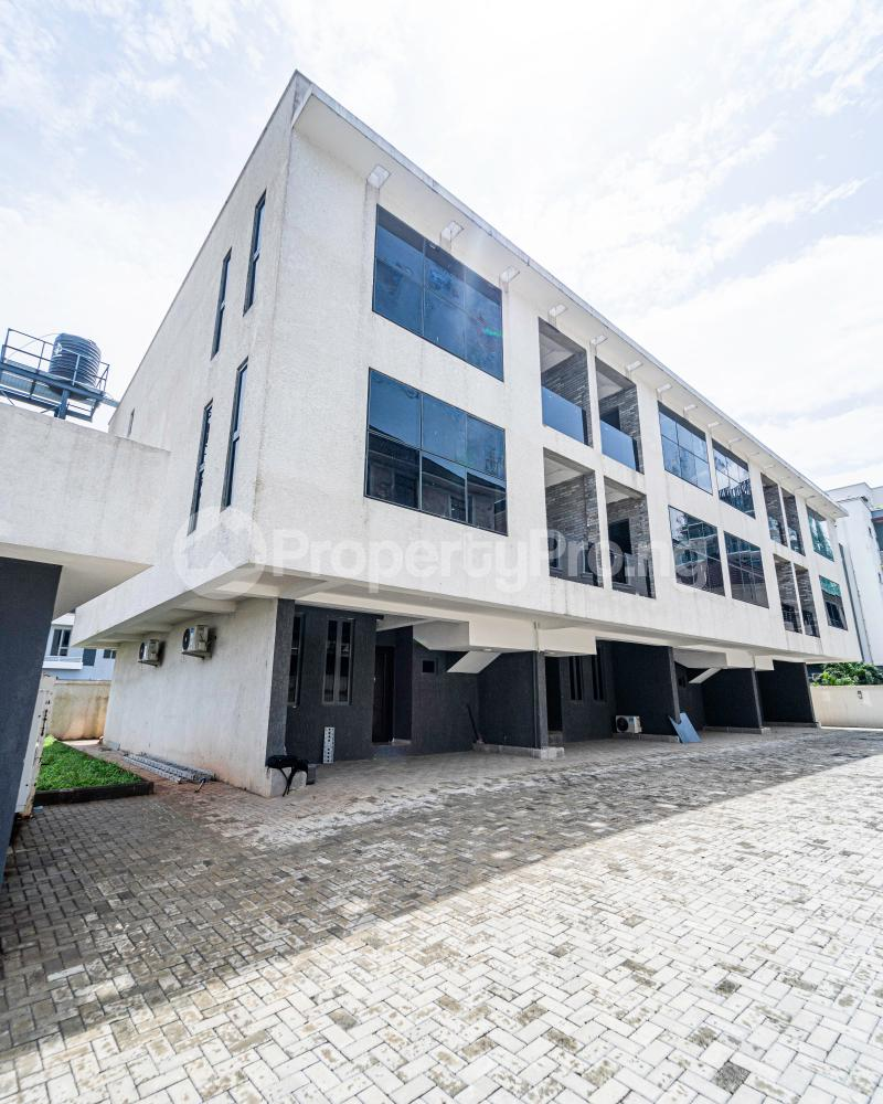 4 bedroom Terraced Duplex House for sale Old Ikoyi Ikoyi Lagos - 1