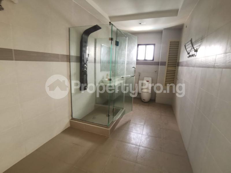 4 bedroom Terraced Duplex House for sale Osborne Foreshore Estate Ikoyi Lagos - 10