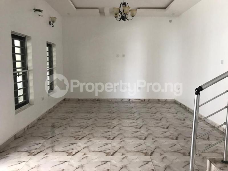 4 bedroom Terraced Duplex House for sale Lafiaji, Orchid Road Lekki Lagos - 13