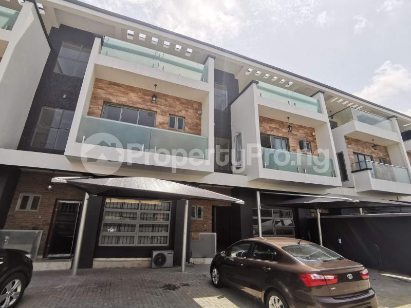 4 bedroom Terraced Duplex House for sale Osborne Foreshore Estate Ikoyi Lagos - 15