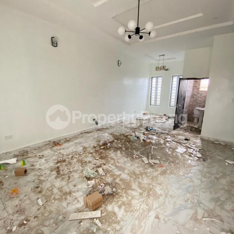 4 bedroom Terraced Duplex House for sale 2nd toll gate  chevron Lekki Lagos - 2