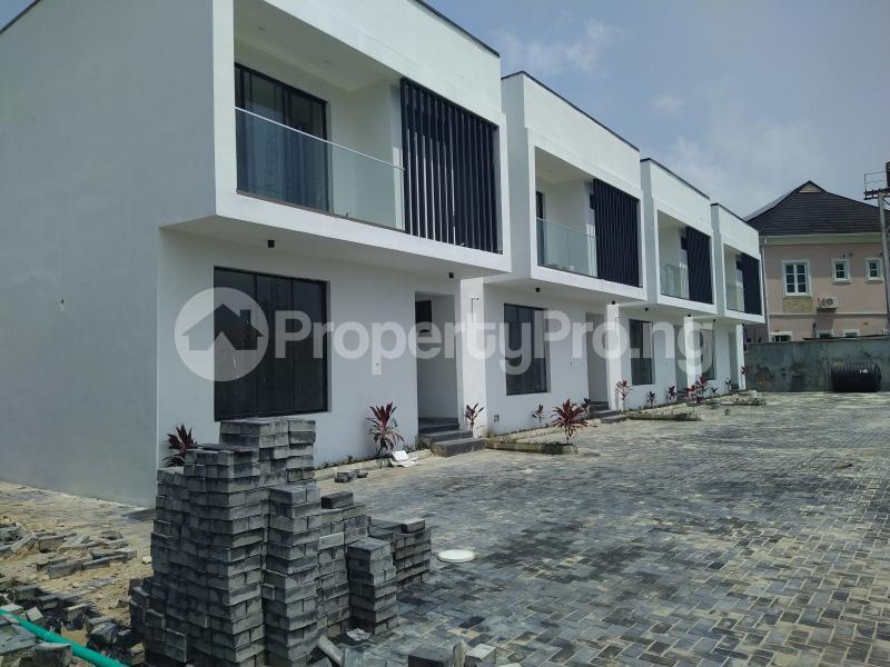 4 bedroom Terraced Duplex House for sale Mobile Road Ilaje Ajah Lagos Ilaje Ajah Lagos - 0