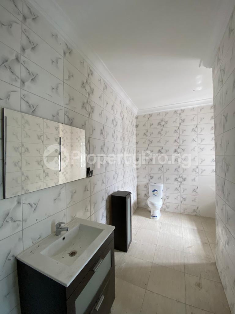 4 bedroom Terraced Duplex House for rent Osapa london Lekki Lagos - 1