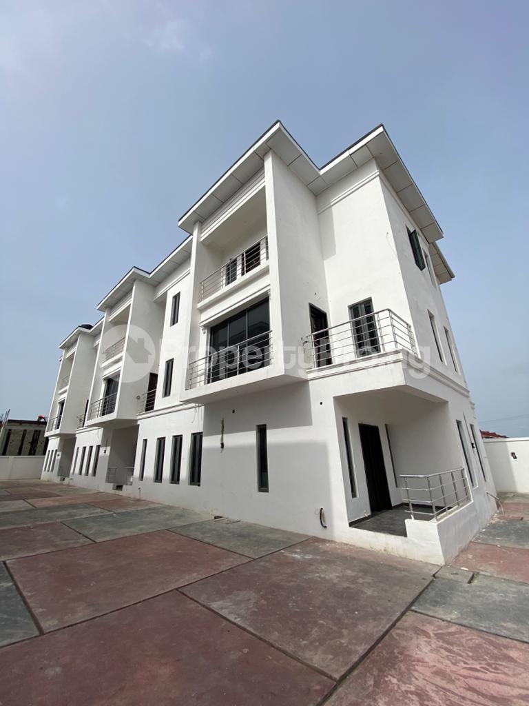 4 bedroom Terraced Duplex House for rent Osapa london Lekki Lagos - 13