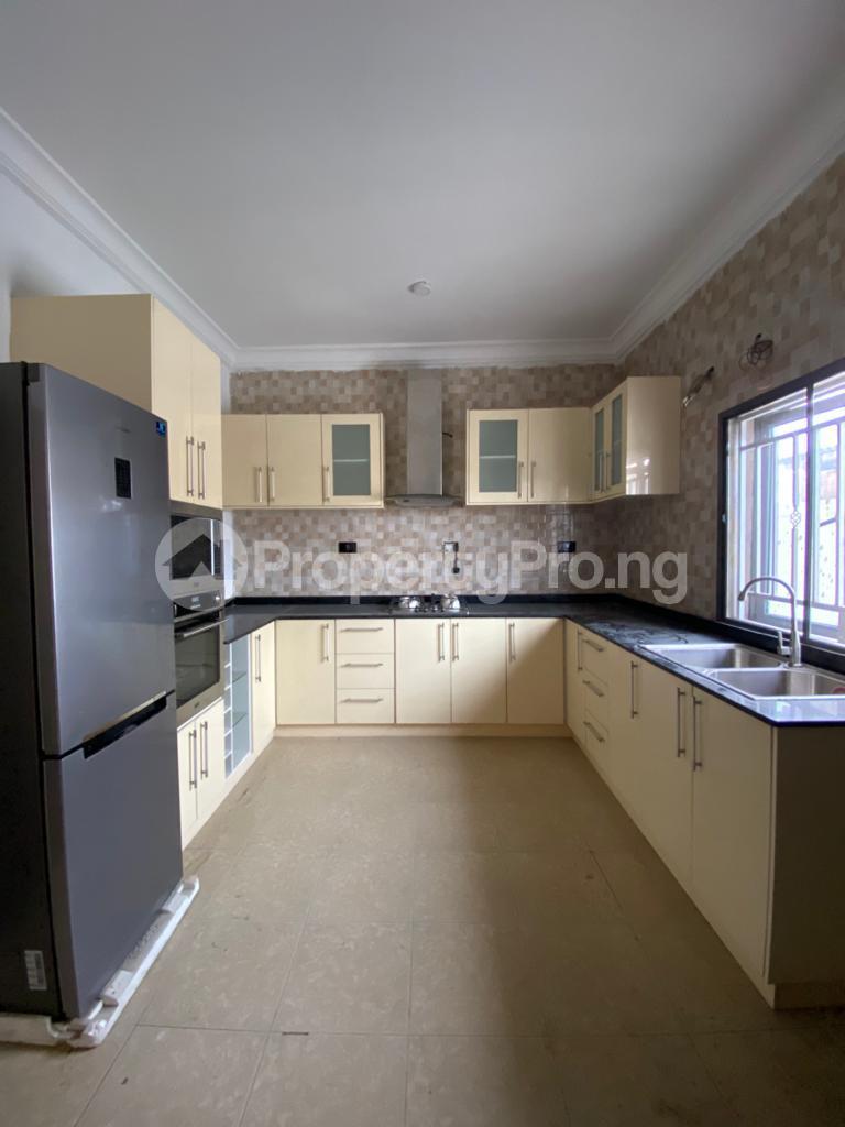 4 bedroom Terraced Duplex House for rent Osapa london Lekki Lagos - 8