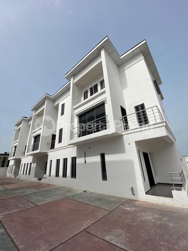 4 bedroom Terraced Duplex House for rent Osapa london Lekki Lagos - 14