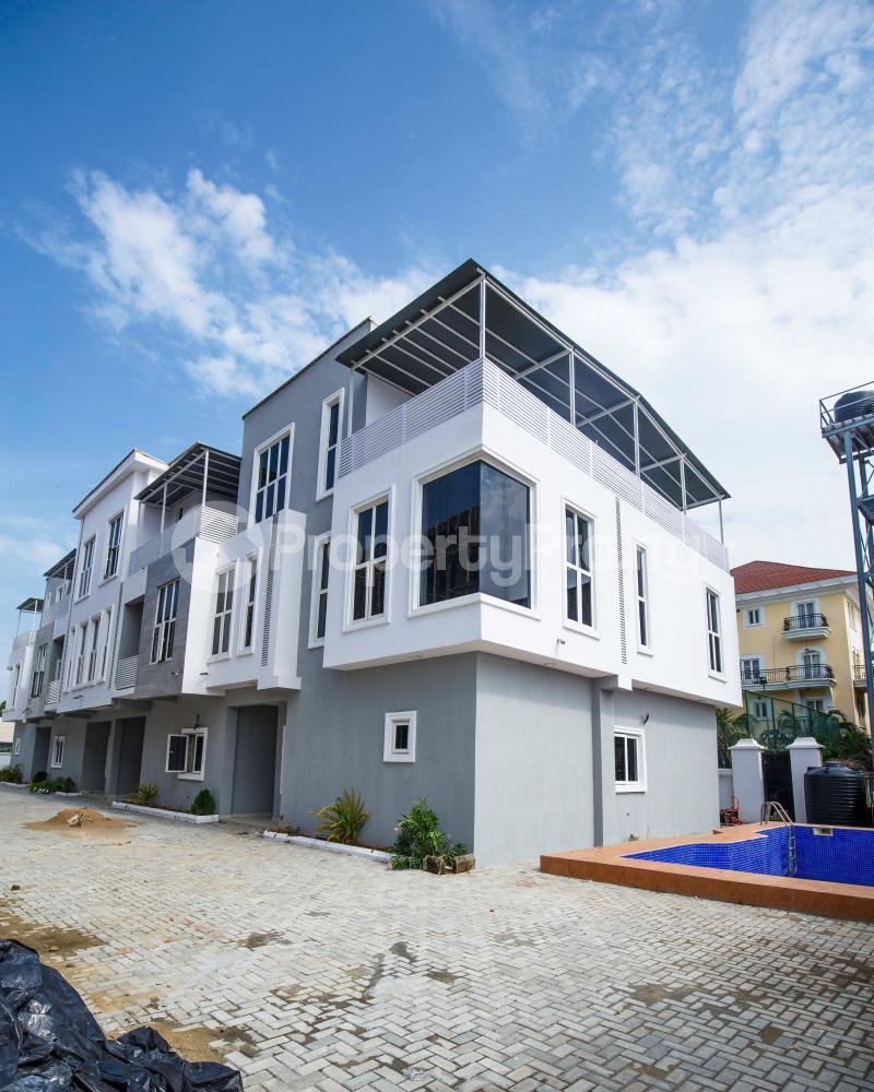 4 bedroom Terraced Duplex House for sale Lekki Phase 1 Lekki Lagos - 16