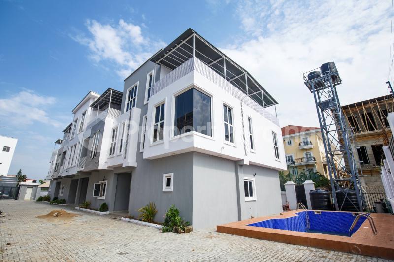 4 bedroom Terraced Duplex House for sale Lekki Phase 1 Lekki Lagos - 15