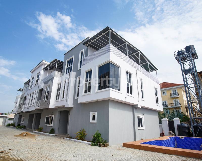 4 bedroom Terraced Duplex House for sale Lekki Phase 1 Lekki Lagos - 17