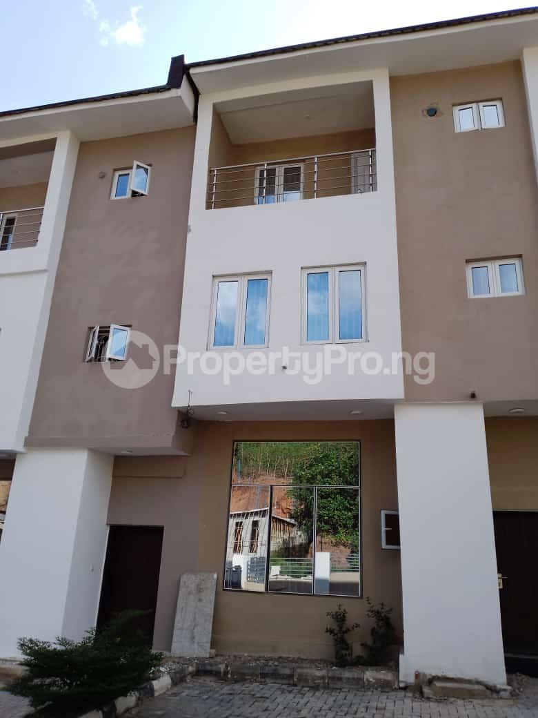 4 bedroom Terraced Duplex for rent Guzape Guzape Abuja - 3