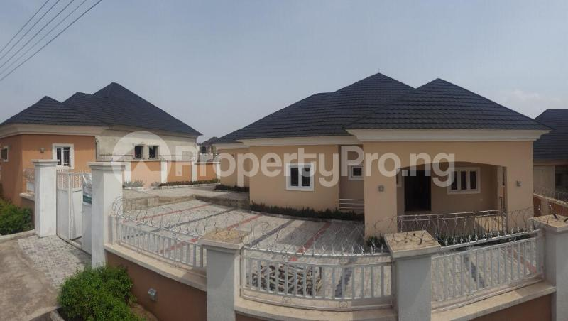 4 bedroom Detached Bungalow House for sale Olive street Gwarinpa Abuja - 1