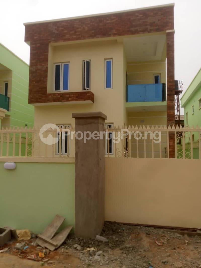 4 bedroom Detached Duplex House for sale Ireakar estate  Ire Akari Isolo Lagos - 0