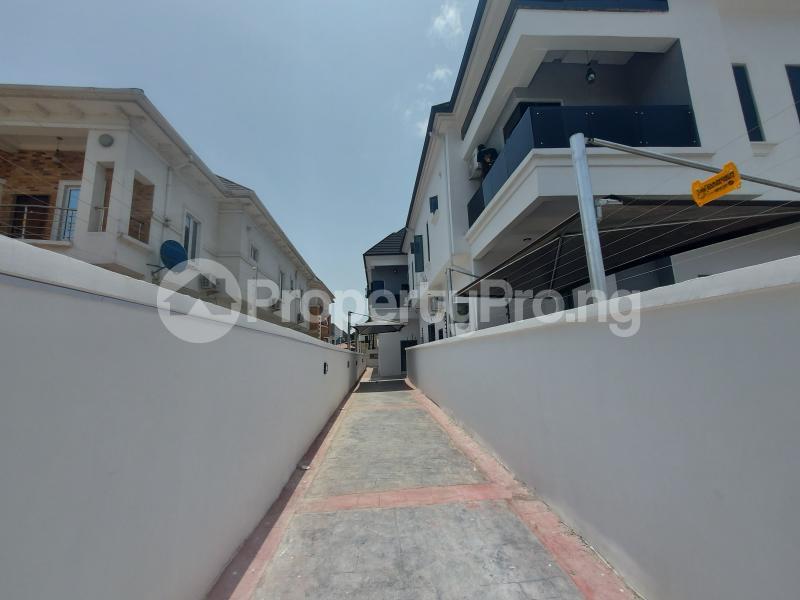 4 bedroom Detached Duplex House for sale Chevron Drive chevron Lekki Lagos - 2