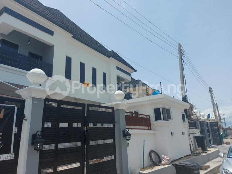 4 bedroom Detached Duplex House for sale Chevron Drive chevron Lekki Lagos - 0