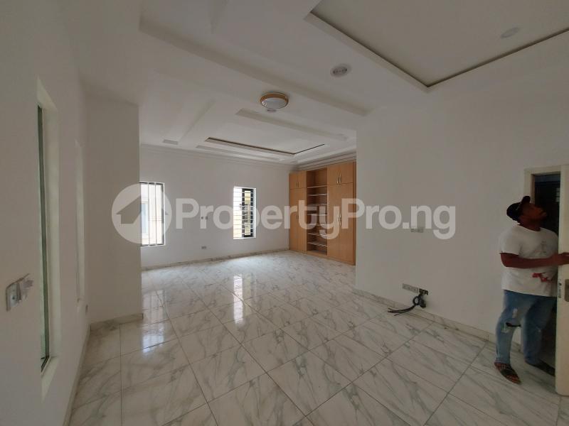 4 bedroom Detached Duplex House for sale Chevron Drive chevron Lekki Lagos - 12