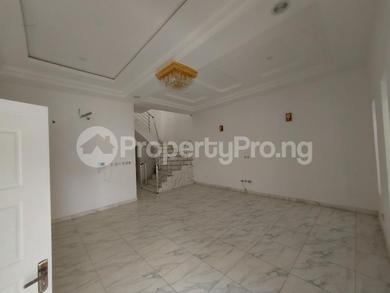 4 bedroom Detached Duplex House for sale Chevron Drive chevron Lekki Lagos - 5