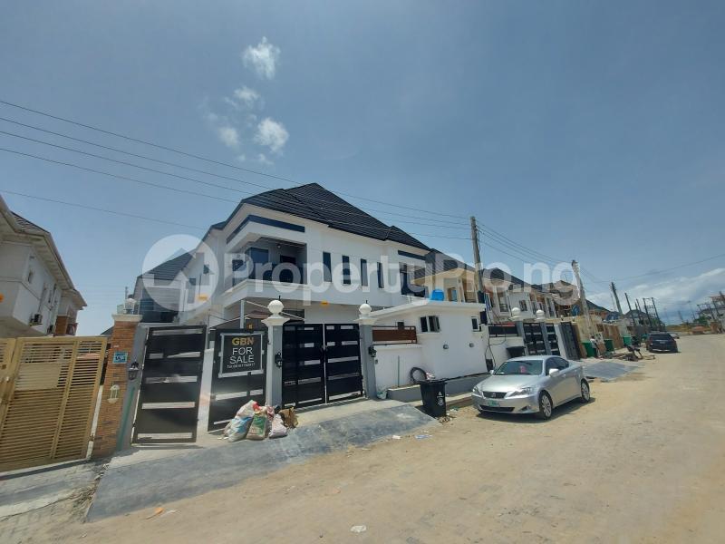 4 bedroom Detached Duplex House for sale Chevron Drive chevron Lekki Lagos - 1