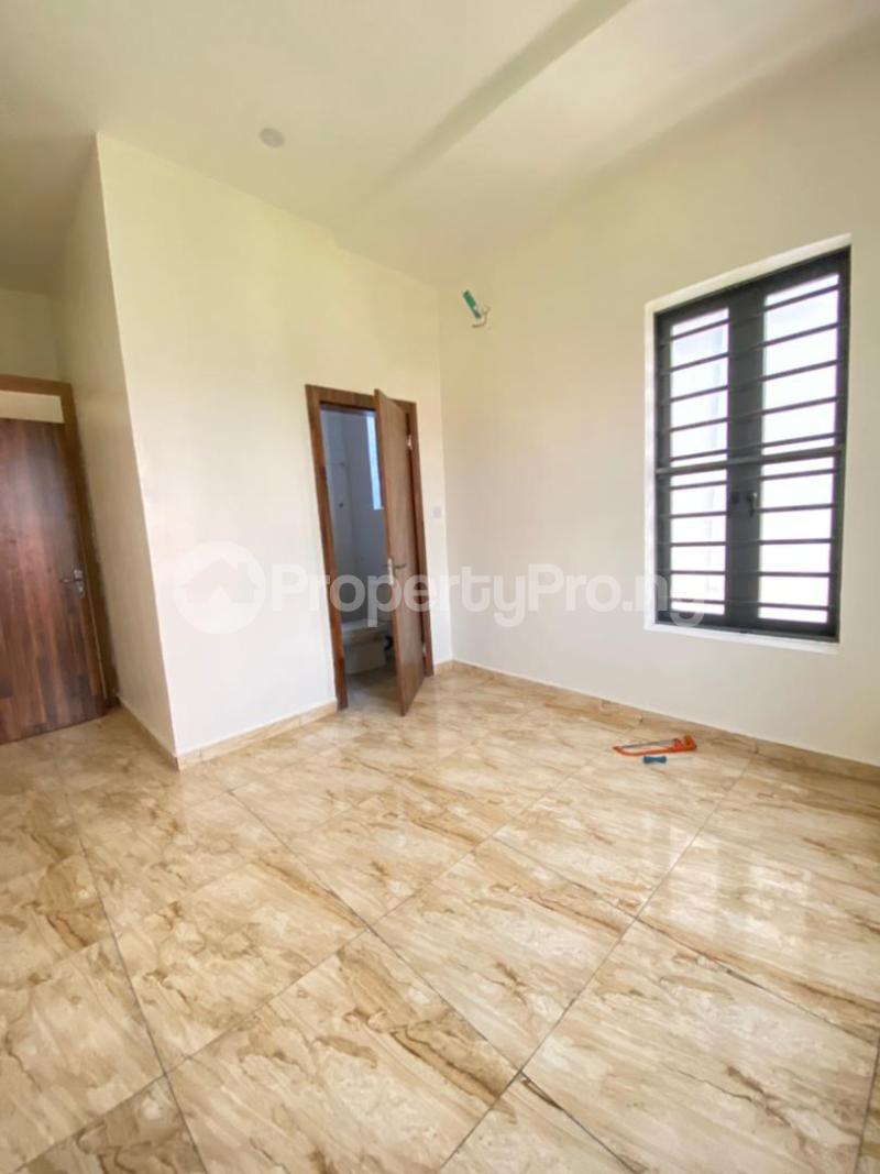 4 bedroom House for sale 2nd Toll Gate Lekki Lagos - 5