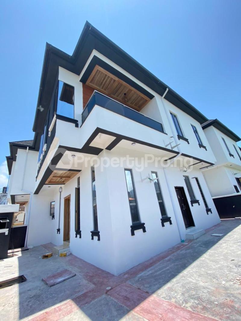 4 bedroom House for sale 2nd Toll Gate Lekki Lagos - 0