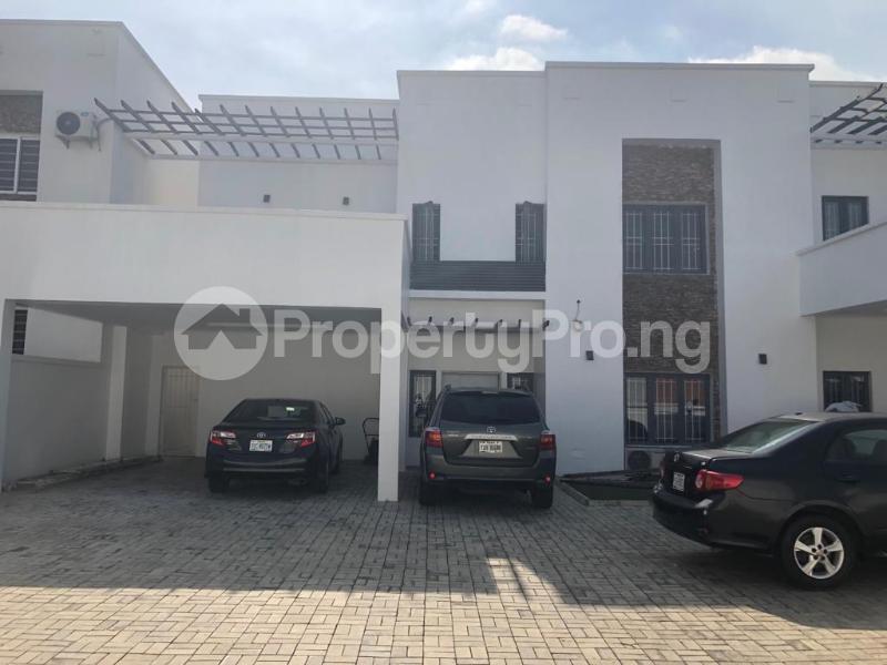 4 bedroom Semi Detached Duplex House for sale Utako Abuja - 0