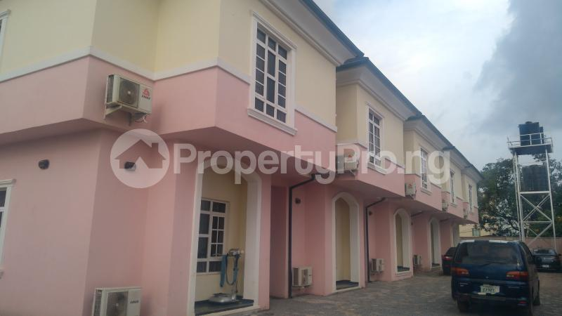 4 bedroom Terraced Duplex House for rent Apo Abuja - 0