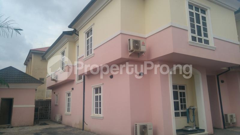 4 bedroom Terraced Duplex House for rent Apo Abuja - 1