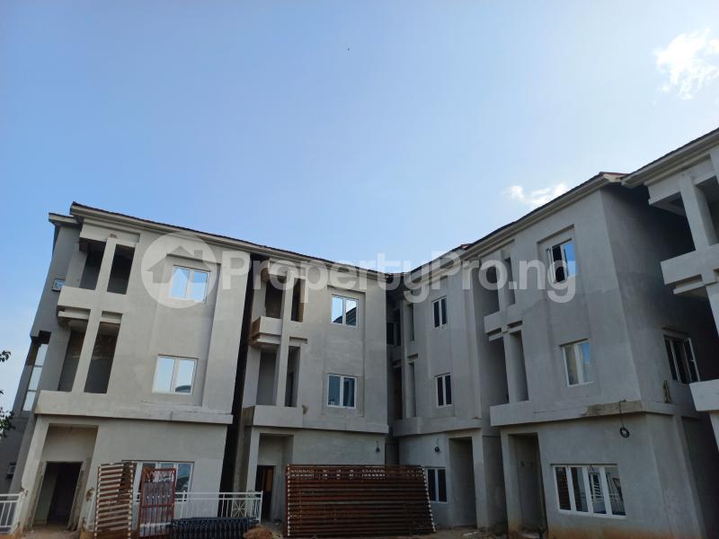 4 bedroom Terraced Duplex for sale Guzape Abuja - 1