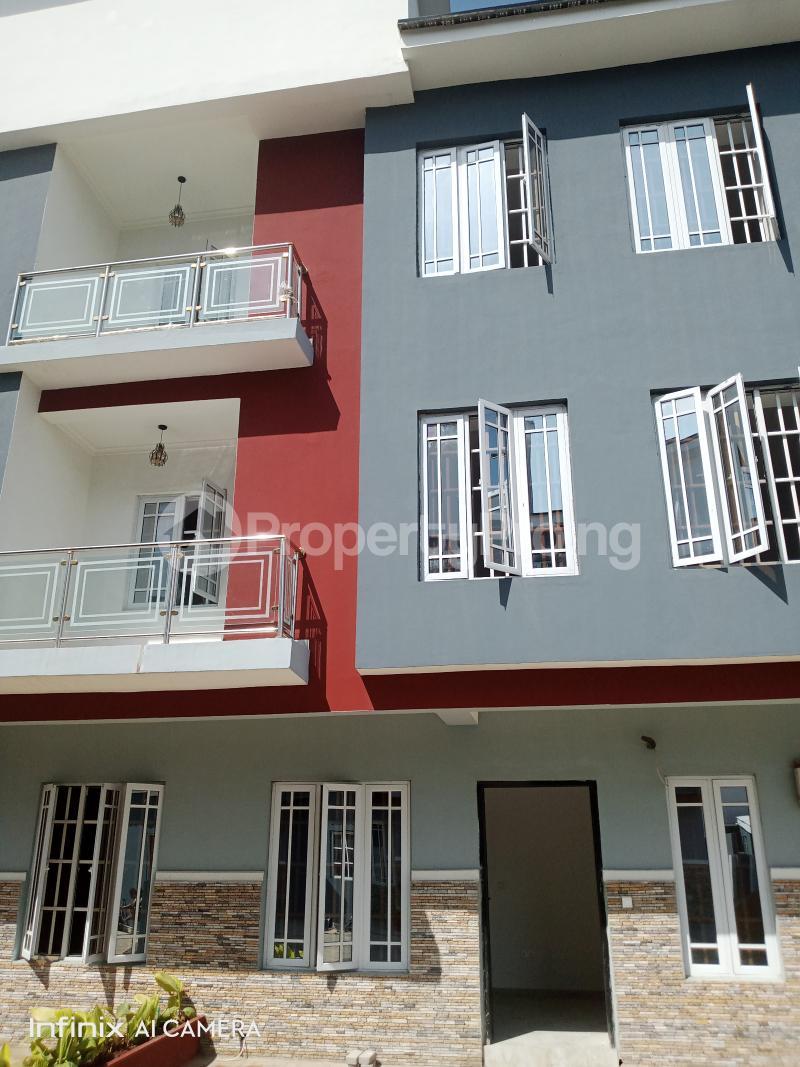 4 bedroom Terraced Duplex for sale Palmgrove Estate, Ilupeju Lagos Ilupeju Lagos - 1