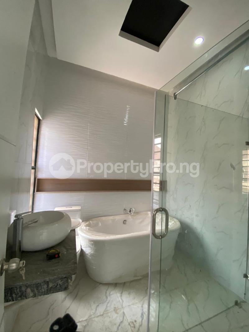 4 bedroom Terraced Duplex House for rent Ado Ajah Lagos - 2