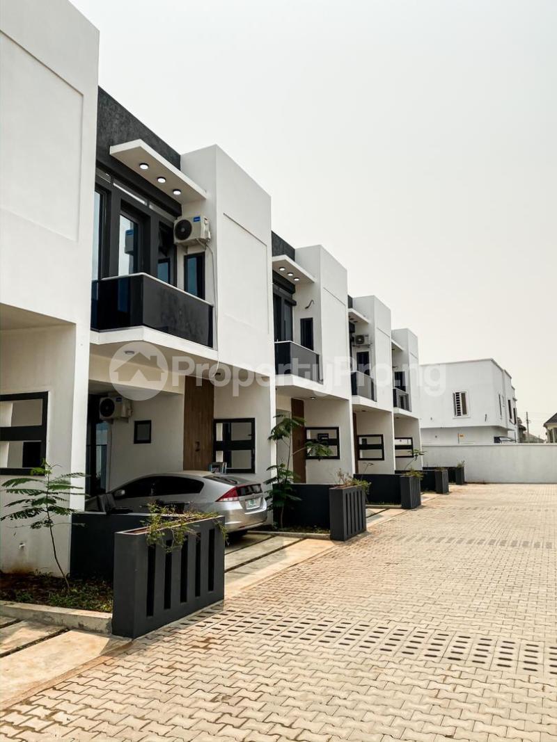 4 bedroom Terraced Duplex House for rent Ado Ajah Lagos - 3