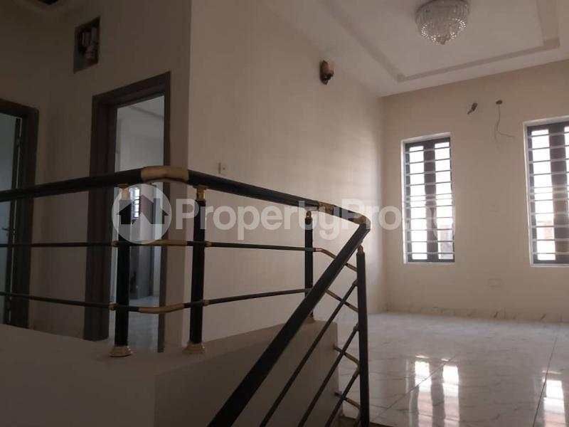 4 bedroom Semi Detached Duplex House for rent Chevron Drive chevron Lekki Lagos - 4