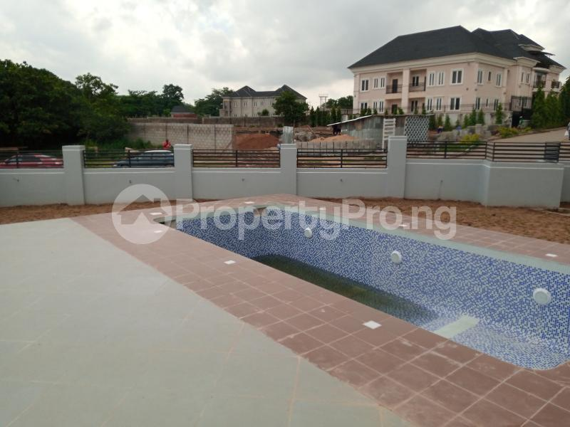 4 bedroom Terraced Duplex House for sale behind Turkish Hospital, beside United Nations Estate in lifecamp extension Karmo layout Cadastral Zone c01 Life Camp Abuja - 12
