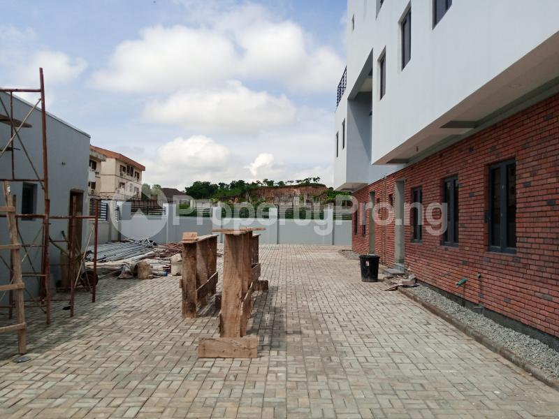 4 bedroom Terraced Duplex House for sale behind Turkish Hospital, beside United Nations Estate in lifecamp extension Karmo layout Cadastral Zone c01 Life Camp Abuja - 7