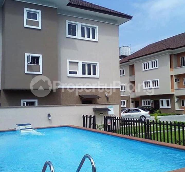 4 bedroom Flat / Apartment for rent Richmond gate estate Lekki Lagos - 0