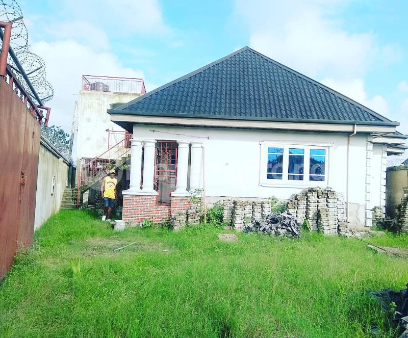 3 bedroom Detached Bungalow for sale Eneka Port Harcourt Rivers - 0