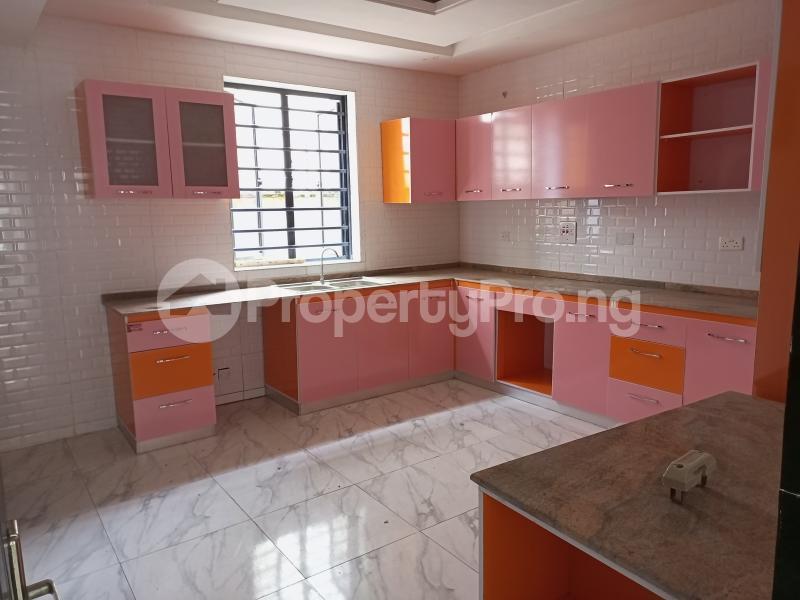4 bedroom Terraced Duplex House for rent Canal West Estate Osapa london Lekki Lagos - 20