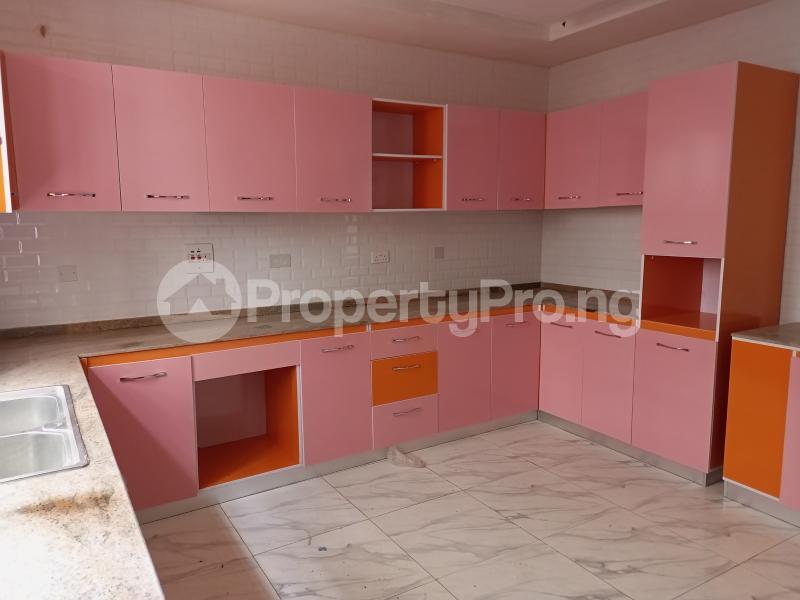 4 bedroom Terraced Duplex House for rent Canal West Estate Osapa london Lekki Lagos - 19