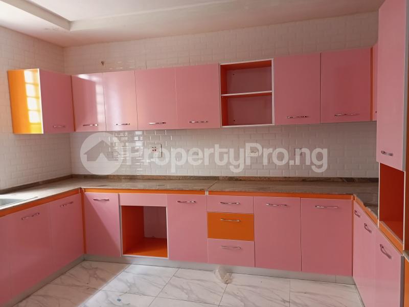 4 bedroom Terraced Duplex House for rent Canal West Estate Osapa Osapa london Lekki Lagos - 19