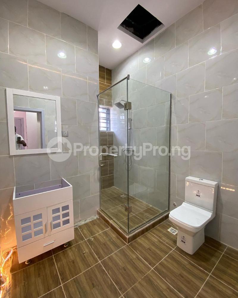 4 bedroom Semi Detached Duplex House for sale ORCHID ROAD chevron Lekki Lagos - 6