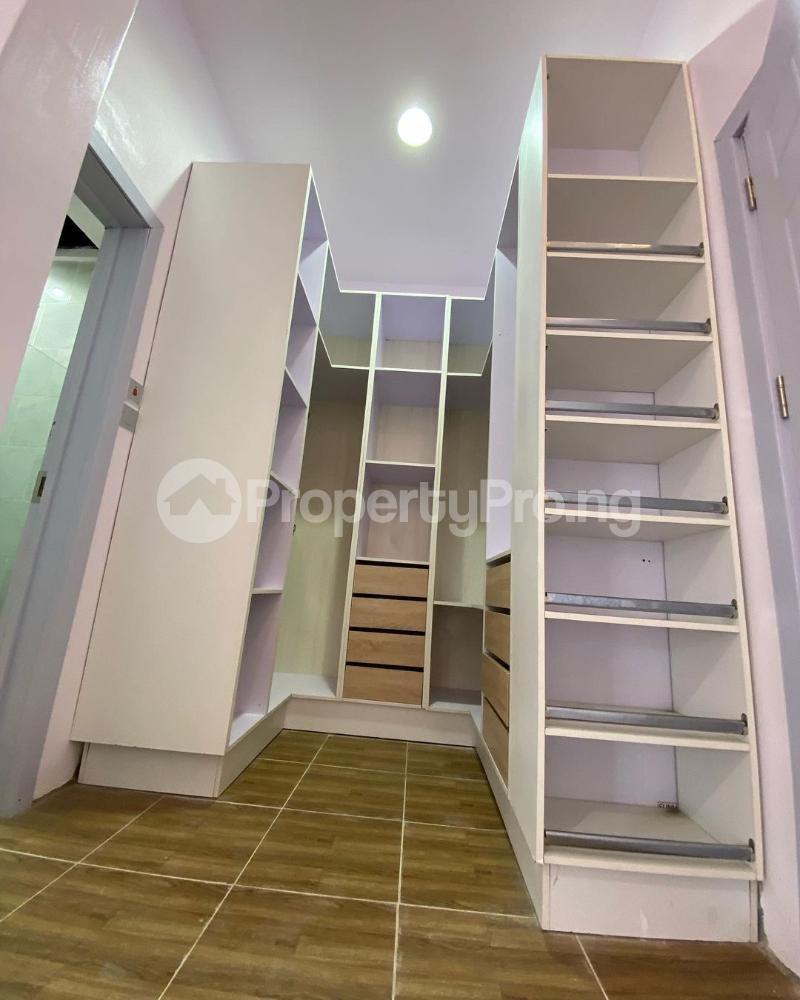 4 bedroom Semi Detached Duplex House for sale ORCHID ROAD chevron Lekki Lagos - 8
