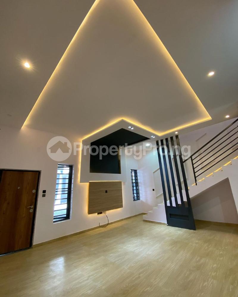 4 bedroom Semi Detached Duplex House for sale ORCHID ROAD chevron Lekki Lagos - 9